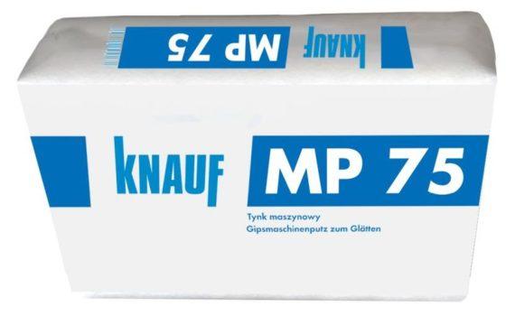 Tynk gipsowy Knauf MP 75 00