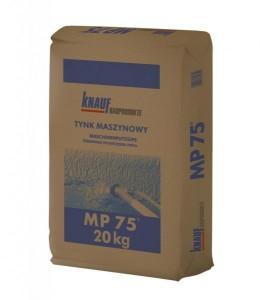 Tynk gipsowy Knauf MP 75