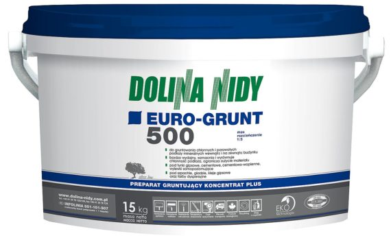 Euro Grunt 500 Dolina Nidy 00