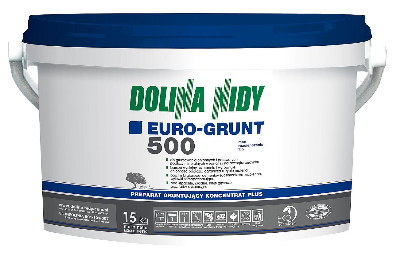 Euro Grunt 500 Dolina Nidy