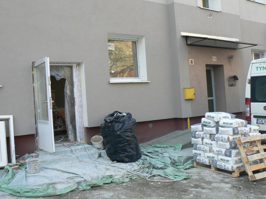Tynki agregatowe Gdynia