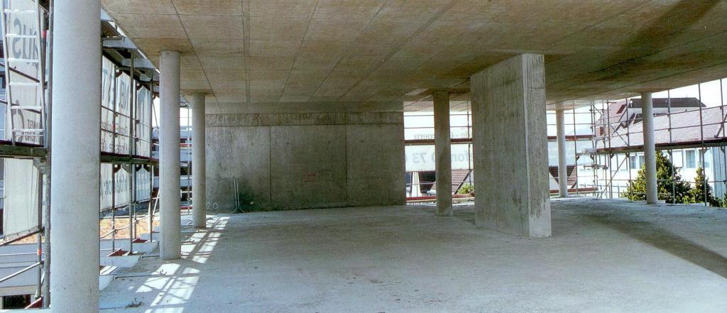 Tynkowanie powierzchni betonowej