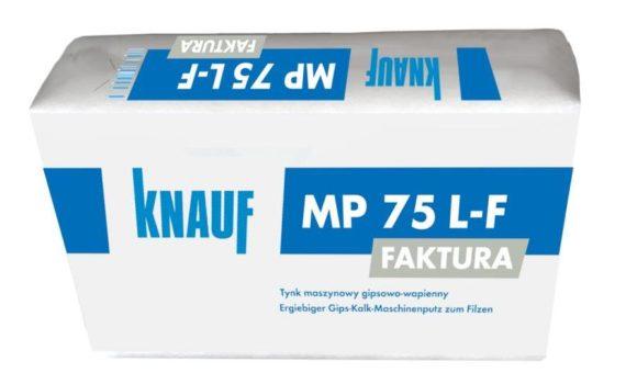 Knauf MP 75 L-F Faktura
