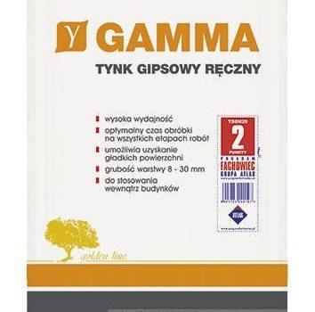 Dolina Nidy Tynk Gamma